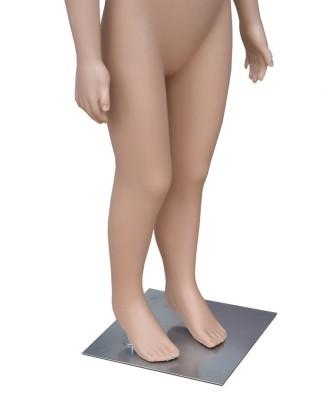 Mergaičių demonstravimo manekenas 110 cm